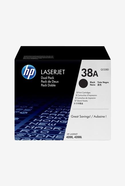 HP 38A LaserJet Q1338A Toner Cartridge Black