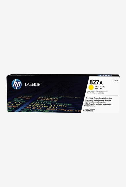 HP 827A LaserJet CF302A Toner Cartridge Yellow