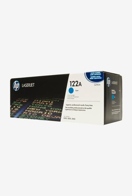 HP 122A LaserJet Q3961A Toner Cartridge Cyan