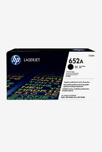 HP 652A LaserJet CF320A Toner Cartridge Black