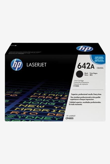 HP 642A LaserJet CB400A Toner Cartridge Black