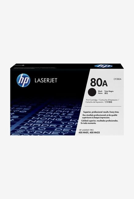 HP 80A LaserJet CF280A Toner Cartridge Black