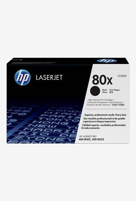 HP 80X LaserJet CF280X Toner Cartridge Black