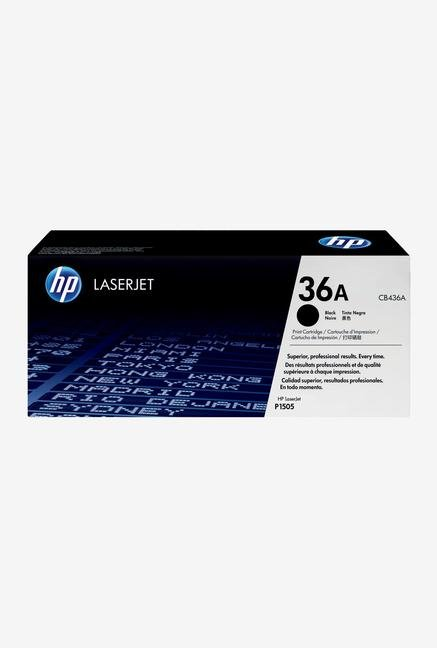 HP 36A CB436A LaserJet Cartridge Black