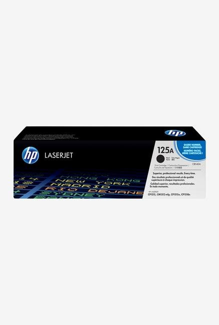 HP 125A LaserJet CB540A Toner Cartridge Black