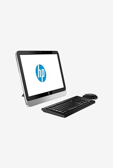 HP All-in-One 23-r012il Desktop Black