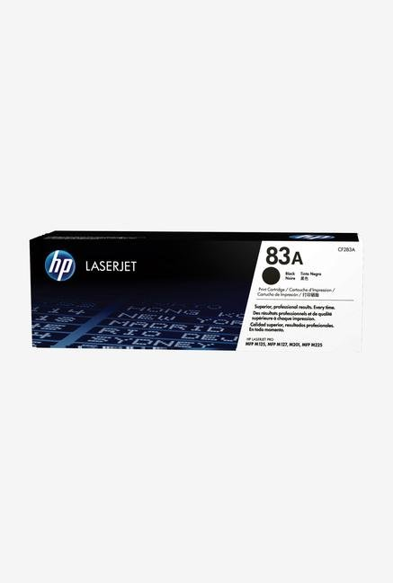 HP 83A LaserJet CF283A Toner Cartridge Black