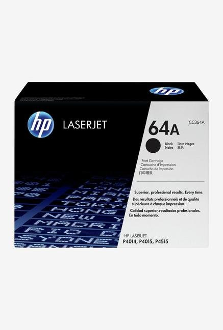 HP 64A LaserJet CC364A Toner Cartridge Black