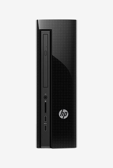 HP Slimline 450-112in Desktop Black