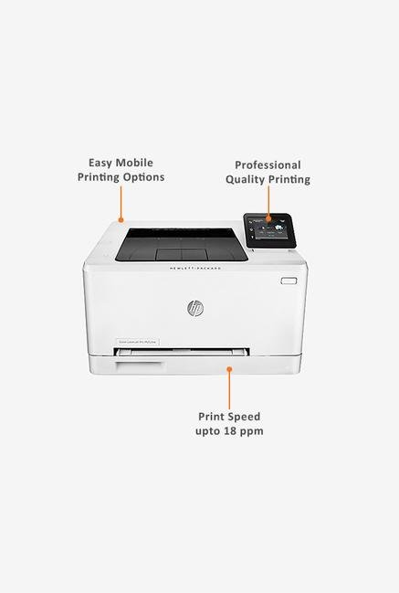 HP LaserJet Pro M252dw Laser Printer (White)