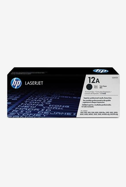 HP 12A Q2612A LaserJet Cartridge Black