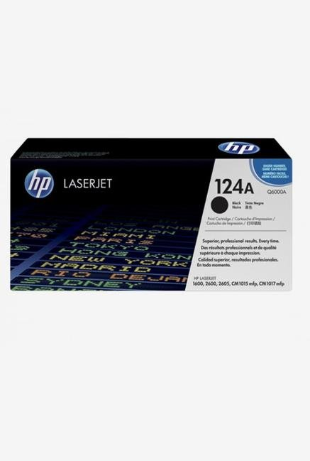 HP 124A Q6000A LaserJet Cartridge Black