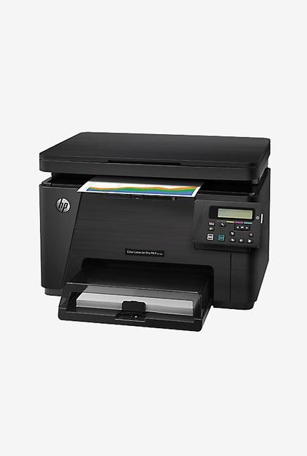 HP LaserJet Pro M176n All In One Laser Printer (Black)