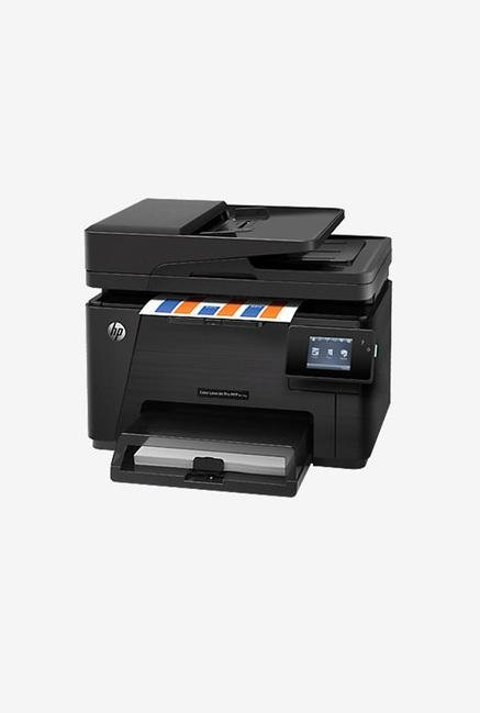 HP LaserJet Pro M177fw All In One Laser Printer (Black)