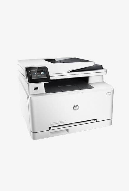 HP LaserJet Pro M277n All In One Laser Printer (White)
