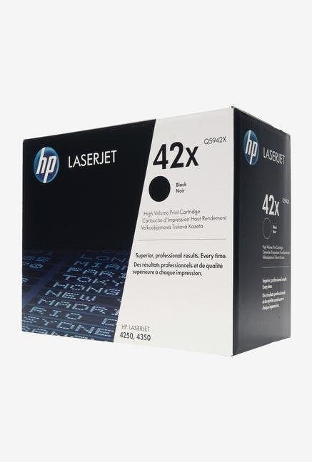 HP 42X Q5942X Print Cartridge Black