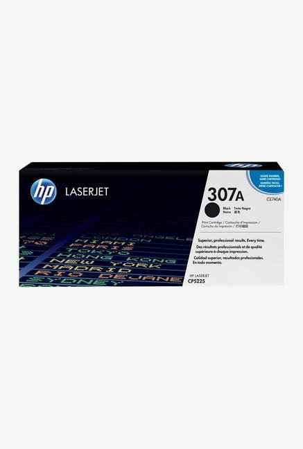 HP 307A LaserJet CE740A Toner Cartridge Black