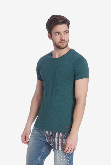 Jack & Jones Dark Green T Shirt