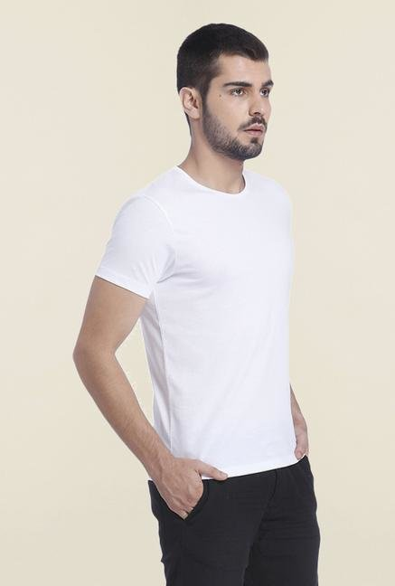 Jack & Jones White T Shirt