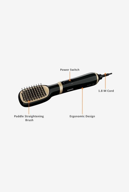 Philips Kerashine Essential Care HP8659/00 Air Styler Black