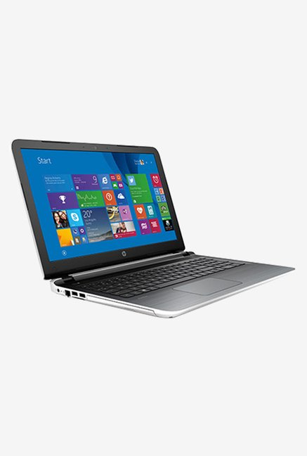 HP Pavilion 15-AB216TX Notebook Silver