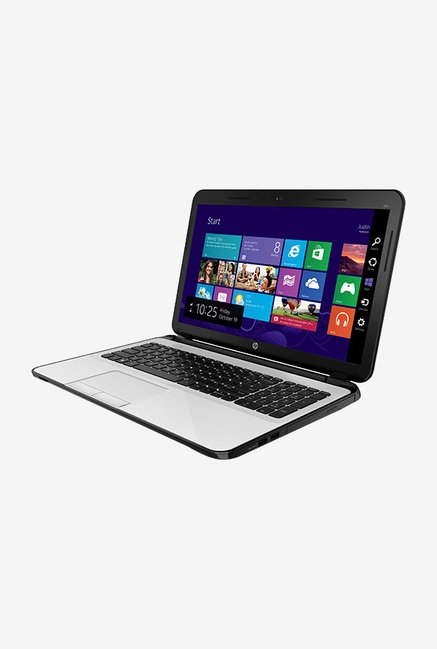 HP 15-AC119TU 39.62cm Notebook (Intel Core i3, 1TB) White