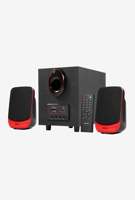 Intex IT-1700 SUF OS Multimedia Speaker Black