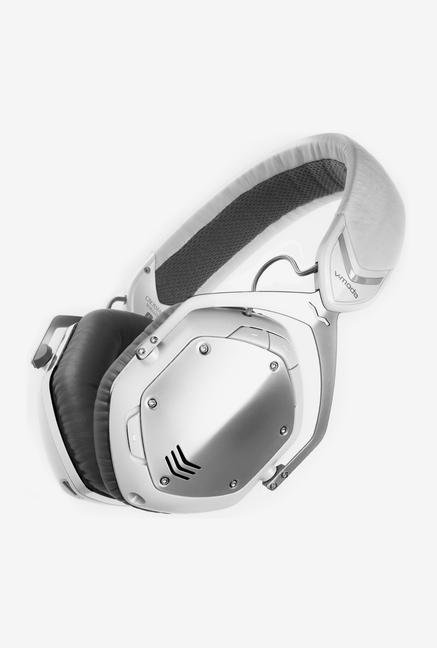 V-Moda - Crossfade Wireless - White/Silver