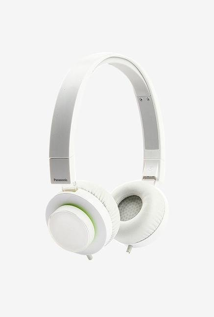 Panasonic - RP-HXD5WE Over Ear Headphone (White)