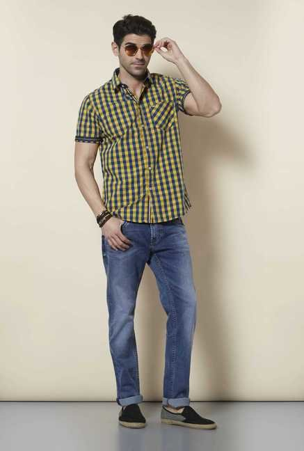 Lawman Blue Slim Fit Jeans