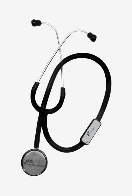 Dr Morepen ST07 Stainless Steel Stethoscope Grey