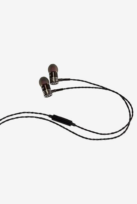 Rock Jaw Audio Hydra V2 In the Ear Headphone Brown