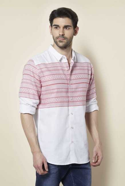Lawman Multicolor Full Sleeve Casual Shirt