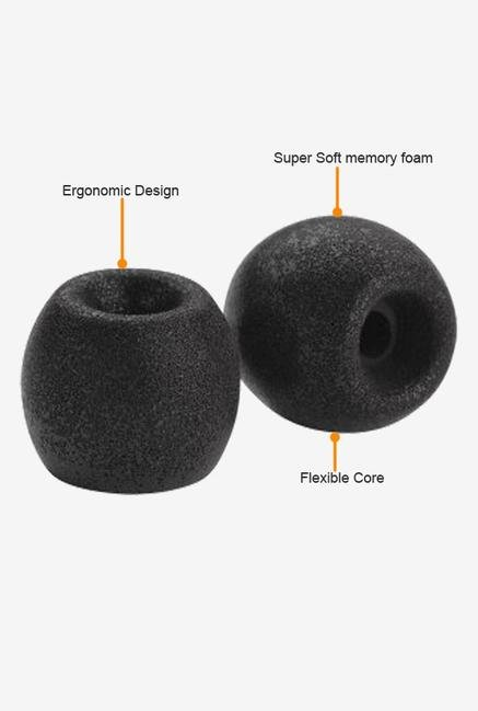 Comply Comfort Ts-200-Large Ear Plugs Black
