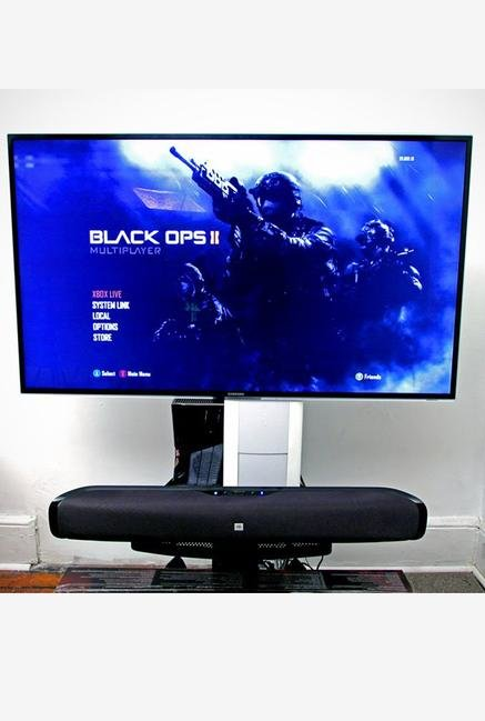 JBL Cinema SB200 Bluetooth Soundbar Black