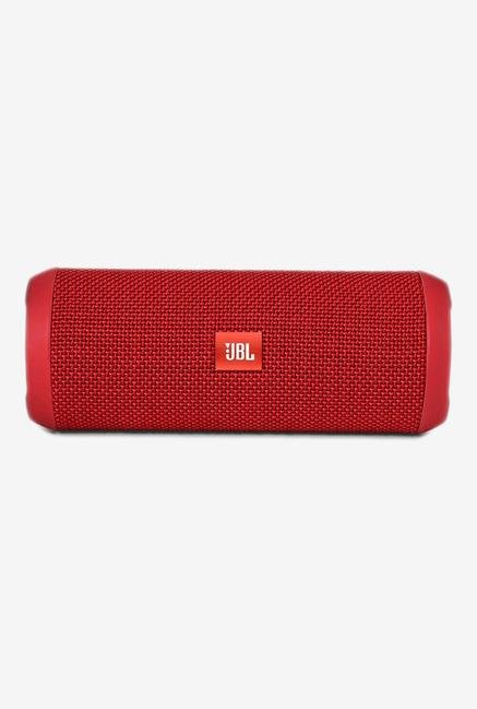 JBL Flip3 Bluetooth Speaker Red