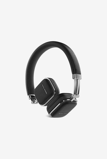 Harman Kardon Soho wireless On the Ear Headphone (Black)