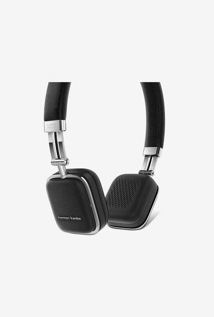 Harman Kardon Soho wireless On the Ear Headphone Black
