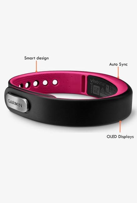 Garmin VivoSmart Fitness Tracker (Berry)