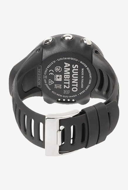 SUUNTO Ambit2 R Smart Watch Black
