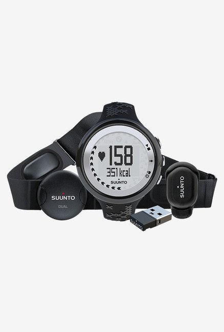 SUUNTO M5 Smart Watch Black & Silver