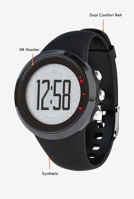 SUUNTO M2 Smart Watch Black & Lime
