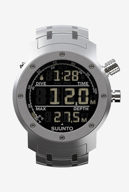 SUUNTO Elementum Aqua Smart Watch Steel