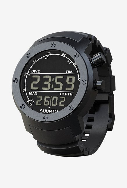 SUUNTO Elementum Aqua Smart Watch Black