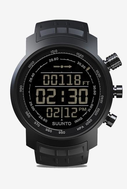 SUUNTO Elementum Terra Smart Watch Black