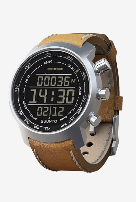 SUUNTO Elementum Terra Smart Watch Brown Leather