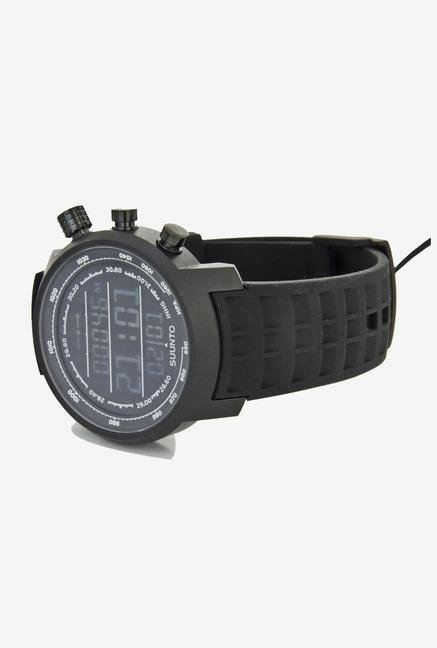 SUUNTO Elementum Terra Smart Watch Black Leather