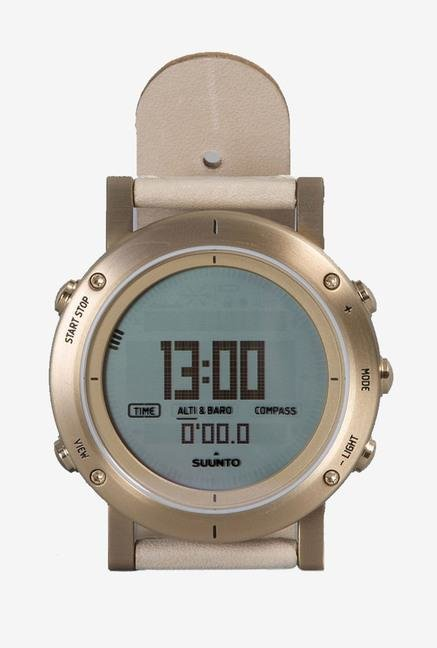 SUUNTO Essential Collection Smart Watch Gold