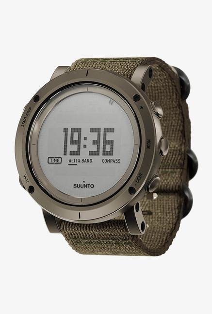 SUUNTO Essential Collection Smart Watch Slate