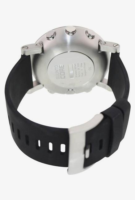 SUUNTO Core Smart Watch (Brushed Steel)